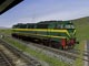 LOCOMOTORA DIESEL RENFE 333-010. Modelo BETA. ADAPTADO A RAIL WORKS