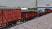 Parche ancho UIC (1.425 MM) para vagones RENFE J 300000, M 350000 y X 380000