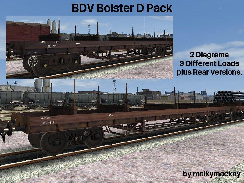 BDV Bolster D