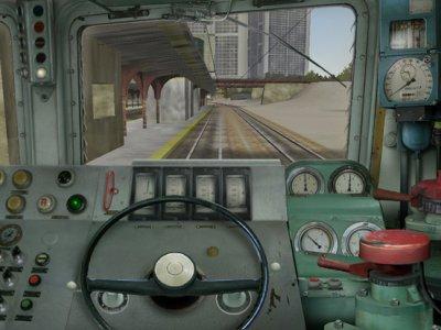 Cabina de CSH2-663