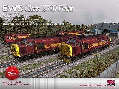 EWS Class 37
