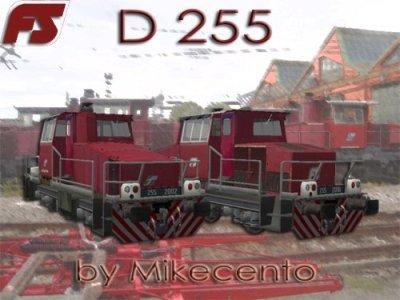 FS D255