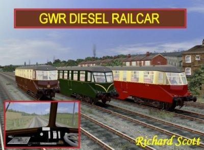 Diesel Railcars